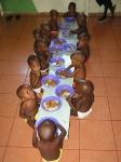 Abandoned Children Feeding