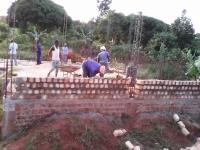 Construction of the Children's Rehabilitation Centre (2)